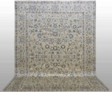 Oriental carpet, Keshan, 403x303 cm