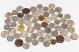 Samling jubilæumsmønter (59)