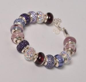 LOVE -LINKS by Aagaard design armbånd med charms Klik her for at se et  større billede 6a9ed4a02e1af