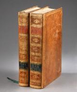 William Maitland. 'The History of London [...], 1756, vol 1 og 2 (2)