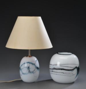 Holmegaard Sakura bordlampe | FINN.no