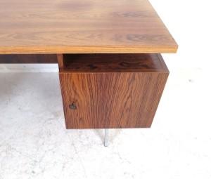 Schreibtisch der 1960 70er jahre im stile von knoll for Schreibtisch 70er jahre