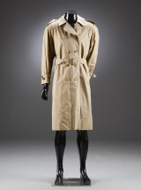 Burberry, herre trenchcoat, str. M