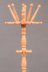 Tamburmajor i trä