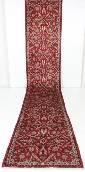 Najafabad. Persisk håndknyttet løber, 505x100 cm. Denne vare er sat til omsalg under nyt varenummer 2983173