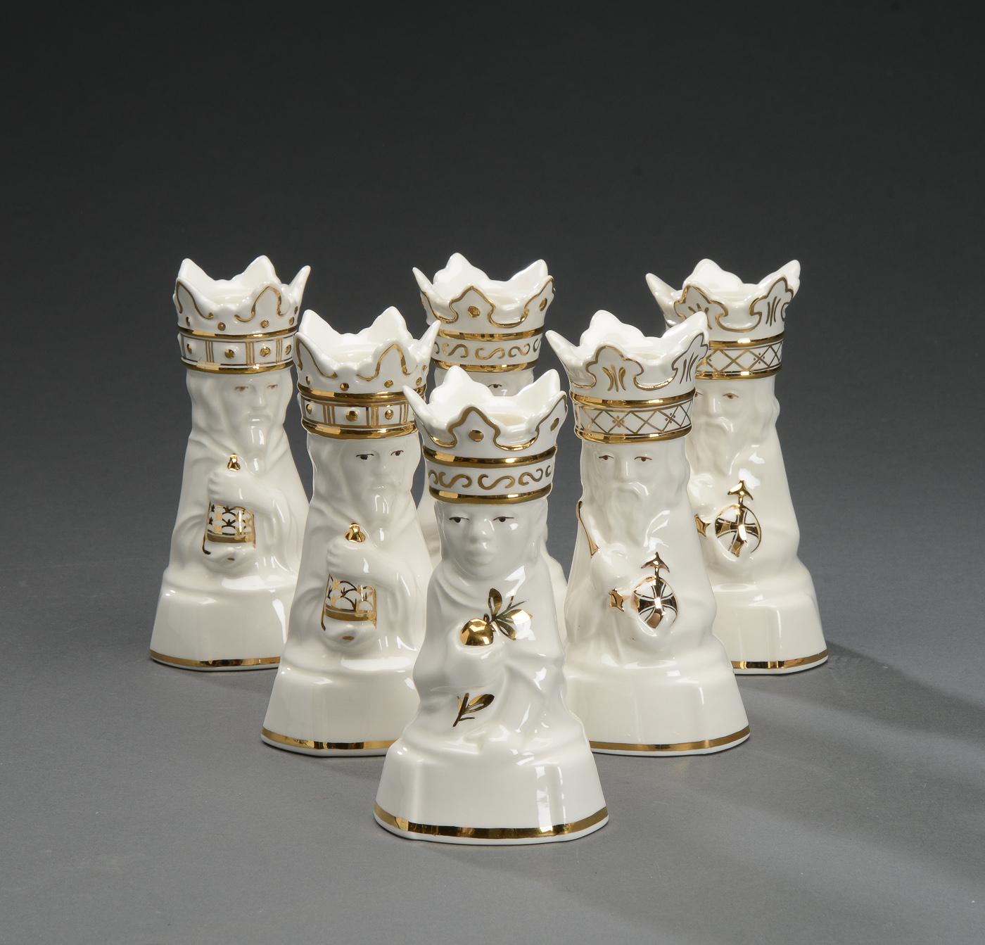de tre vise mænd royal copenhagen
