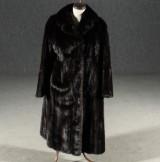 Pälskappa, Saga Selected Mink, storlek 38