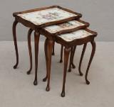 Satsbord, 1900-talets andra hälft