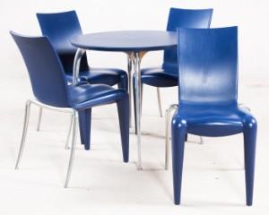 ware 3916723 philippe starck vier st hle lous 20 und. Black Bedroom Furniture Sets. Home Design Ideas