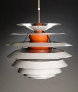 Poul Henningsen for Louis Poulsen. Contrast lamp