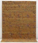 Matta , Kelim Uzbak Modern Design, 274 x 200