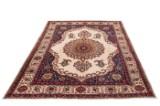 Old Tabriz carpet, Persian, approx. 390 x 295 cm