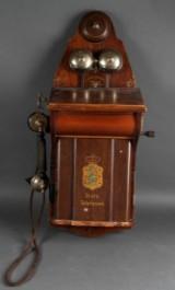 Vægtelefon af mrk. Statstelefonen