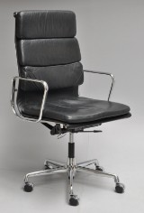 Charles Eames. High-backed office chair, model EA-219 - Soft Pad, from 2013