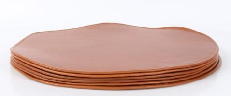 Arne Jacobsen 3207 Legance Cognac Anilin