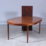 Harry Østergaard, dining table, rosewood