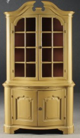 Display cabinet, Rococo, Sweden, 18th century-second half