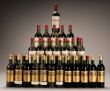 30 fl. Ældre vin fra Pomerol og Lalande de Pomerol.