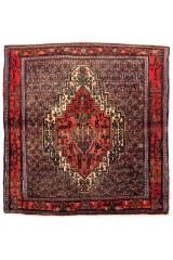 Persisk Senneh tæppe, 150x125 cm.