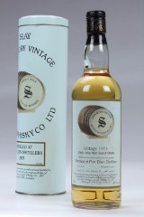 Port Ellen. Single Malt Scotch Whisky 1975