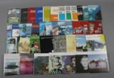 Norge årsmapper samling 1974-2014