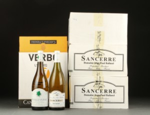 Wine and spirits (EUR 322)