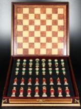 Schackspel, efter Fabergé