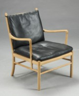 Ole Wanscher. Lounge chair, Colonial Chair Model 149