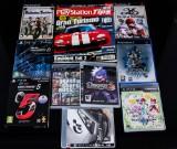 Samling playstation 2 och 3 spel (11)