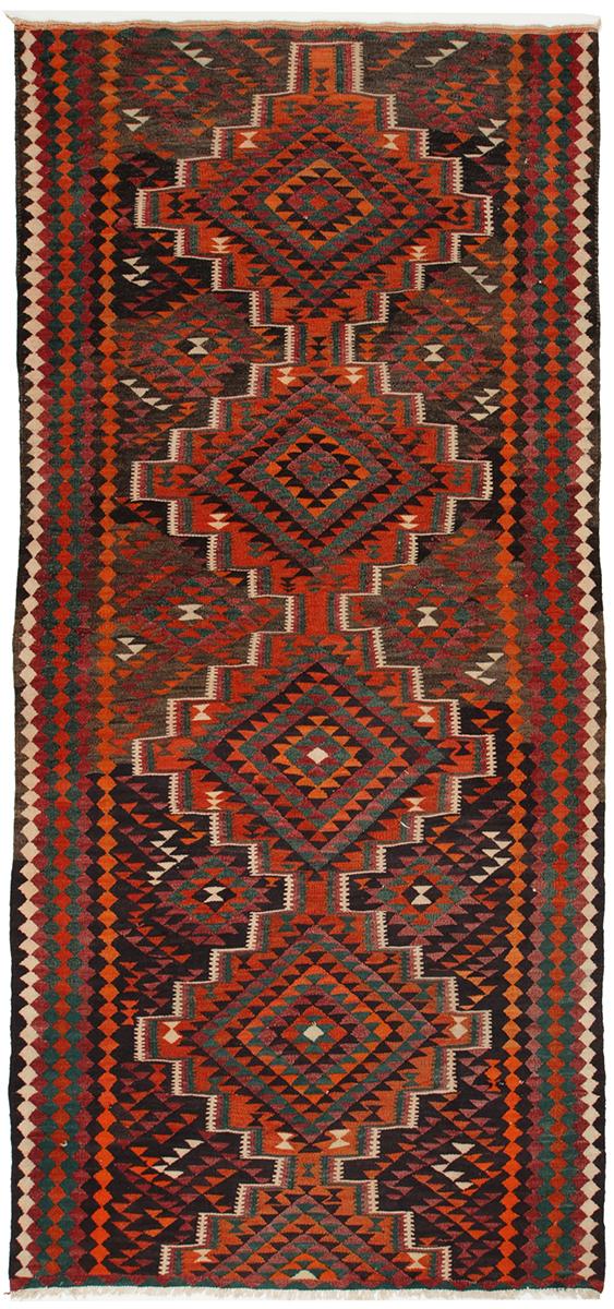 Persisk Harsin Kelim 323 x 150 cm - Persisk Harsin Kelim 323 x 150 cm Håndknyttet uld på bomuld