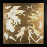 Porcelain relief after Dali, Rosenthal, Studio Linie