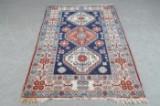 Orientalisk handknuten matta, persisk, 183 x 111 cm