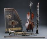 Samling instrumenter (5)