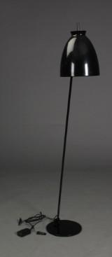 Apollo gulvlampe. Seeddesign, sort.