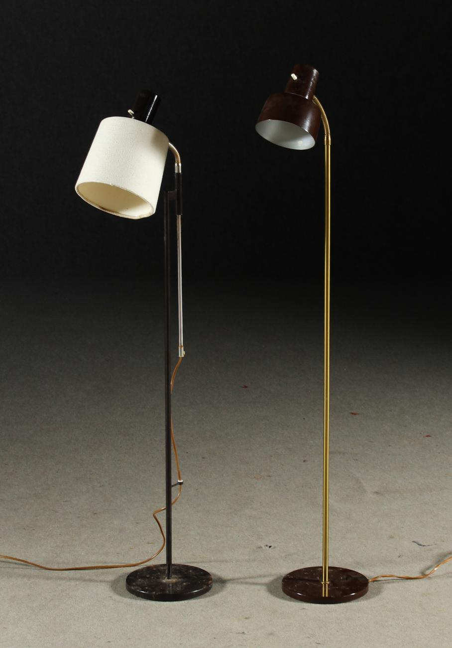 Auktionstipset   2 st golvlampor, möllers armatur eskilstuna (2)