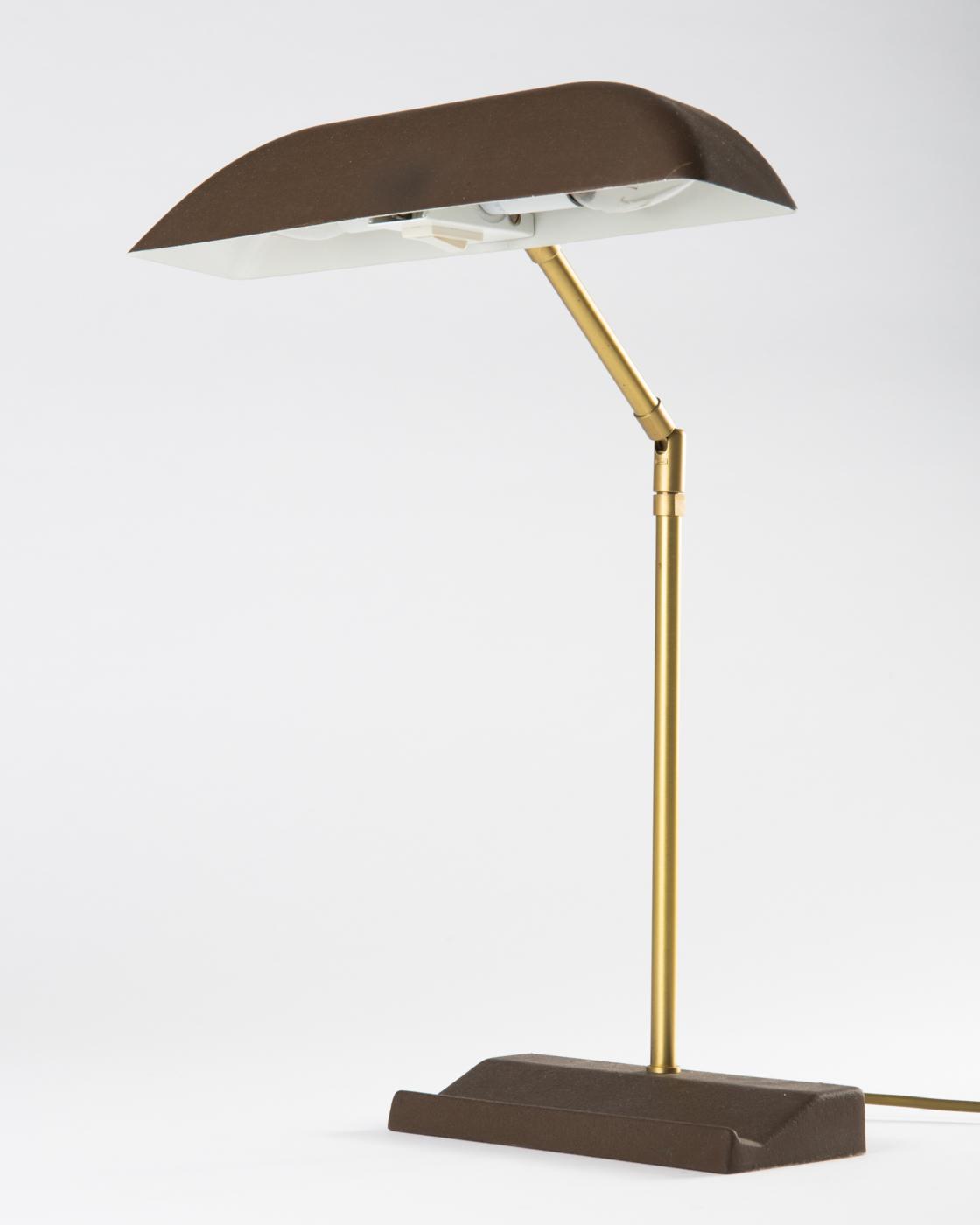 Hillebrand, Lampe / Leuchte / Schreibtischlampe