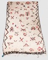 Berberteppich Marokko, 240 x 128 cm