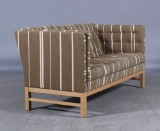 Erik Jørgensen. Two-seater sofa, model EJ 315