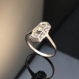 Ring im Stil des Art déco