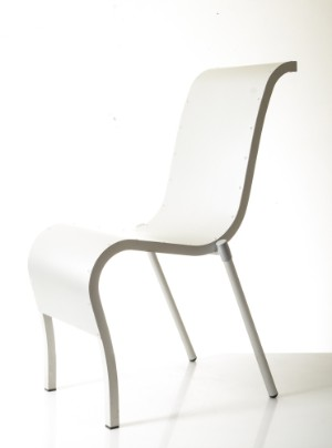 ware 3135933 philippe starck stuhl 39 romantica chair 39 aluminium. Black Bedroom Furniture Sets. Home Design Ideas