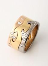Georg Jensen, diamond Fusion ring