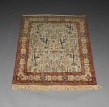 Orientalsk tæppe 195 x 138 cm.