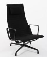 Charles Eames. Lounge chair, Vitra Model EA-124