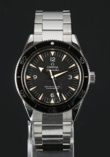 Omega. Seamaster 300m Co-Axial Chronometer men's watch
