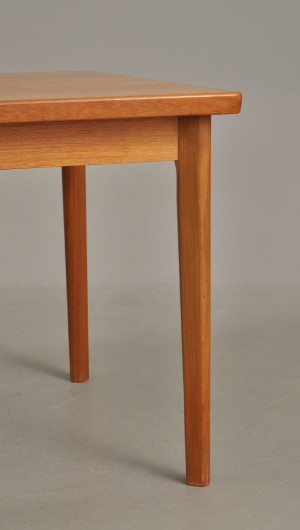 Lauritz.com - Furniture - Spisebord med udtræk og 6 forskellige ...