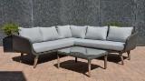 Lounge havesæt, model Saffran - Cocoa