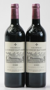 2 fl. La Mission Haut-Brion 2000