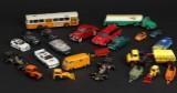 Samling biler, Tekno, Corgi Toys samt Durago (ca. 24)