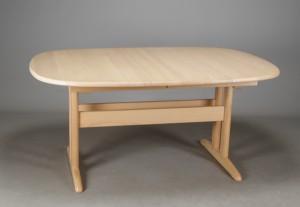 spisebord bøg Spisebord Gangsø møbelfabrik af lakeret bøg | Lauritz.com spisebord bøg