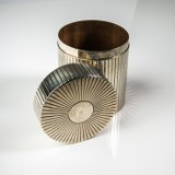 Zigarettendose 925 Sterling Silber
